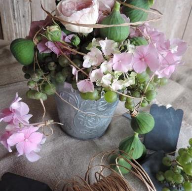 Création de bouquets pour anniversaire