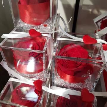 Fleuriste pour la Saint-Valentin à Moissac